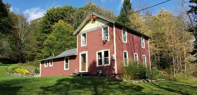 Coudersport Single Family Home For Sale: 604 State Route 6 West