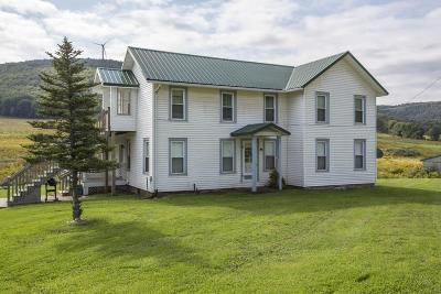 Mainesburg Single Family Home For Sale: 1868 Old State Road