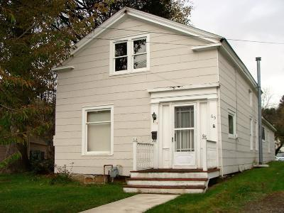 Wellsboro Single Family Home For Sale: 65 Pearl St