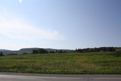 Mansfield Commercial For Sale: Lot 2 Rt 6 & 660