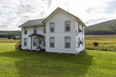 Mainesburg Multi Family Home For Sale: 1868` Old State Road