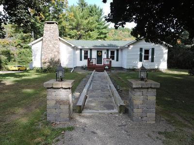 Gillett Single Family Home For Sale: 17546 Berwick Tpke