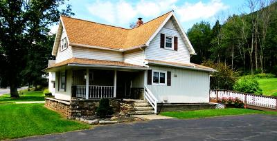 Galeton Single Family Home For Sale: 200 W Main