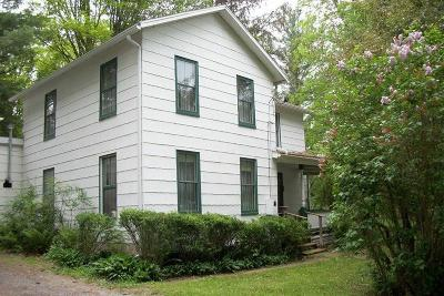 Mansfield Single Family Home For Sale: 110 Extension St
