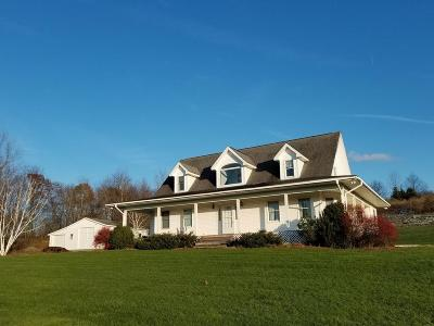 Coudersport, Galeton, Gaines, Wellsboro, Mansfield, Mainesburg, Troy, Sayre, Lawrenceville, Elkland, Knoxville, Westfield, Genesee, Liberty, Williamsport Single Family Home For Sale: 94 Sunny Hill Rd