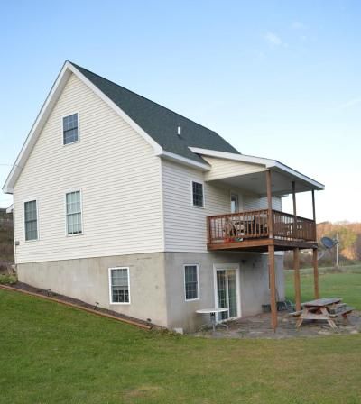 Liberty Single Family Home For Sale: 634 Covered Bridge Road