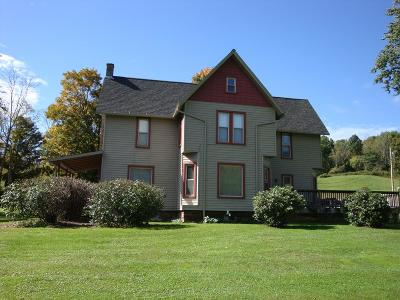 Coudersport, Galeton, Gaines, Wellsboro, Mansfield, Mainesburg, Troy, Sayre, Lawrenceville, Elkland, Knoxville, Westfield, Genesee, Liberty, Williamsport Single Family Home For Sale: 1349 Hills Creek Road
