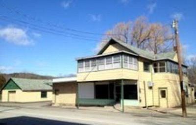 Covington Commercial For Sale: 14 West Hill Road