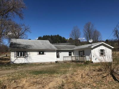 Potter County Single Family Home For Sale: 105 Hickox Road