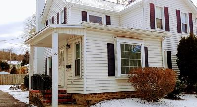 Wellsboro Single Family Home For Sale: 27 Grant Street
