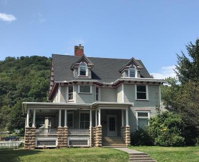 Coudersport PA Single Family Home For Sale: $134,500