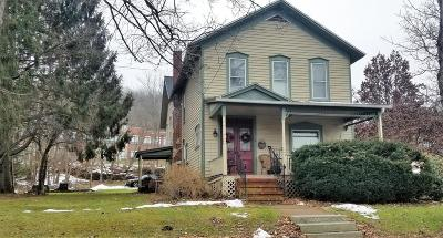 Wellsboro Single Family Home For Sale: 6 Hastings Street