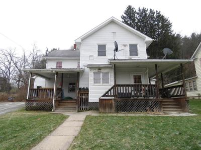 Wellsboro Multi Family Home For Sale: 7 Bacon St.