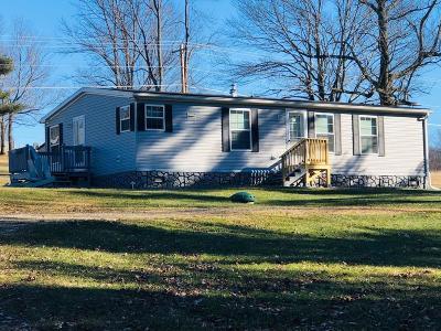 Millerton Single Family Home For Sale: 1558 Jackson Center Road