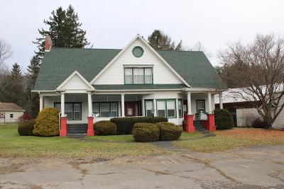 Gaines PA Single Family Home For Sale: $169,900