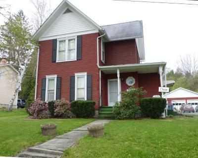 Westfield PA Single Family Home For Sale: $138,815