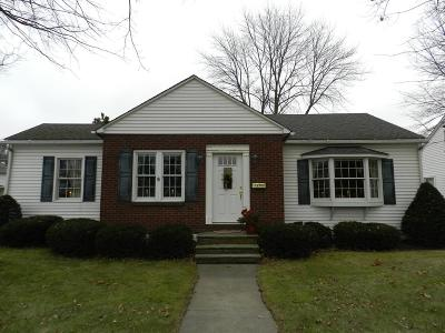 Mansfield Single Family Home For Sale: 117 S Main Street