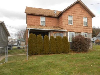 McKean County Single Family Home For Sale: 11 West Vine Street