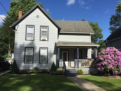 Wellsboro Single Family Home For Sale: 2 Cone Street
