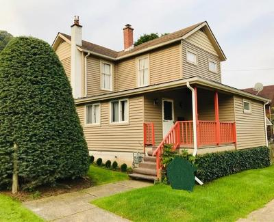 Galeton Single Family Home For Sale: 33 First Street