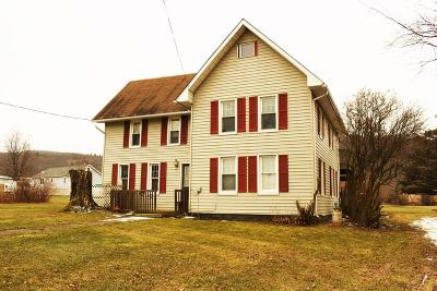 Mainesburg Multi Family Home For Sale: 414 Gray Valley Road