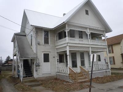 Elkland Multi Family Home For Sale: 211 North Buffalo St