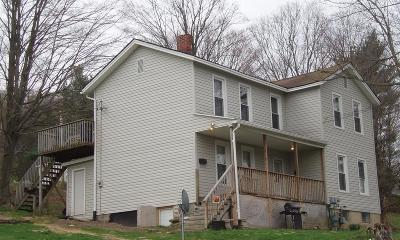 Blossburg Multi Family Home For Sale: 122 Granger St