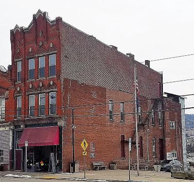 Canton Commercial For Sale: 33/35 W. Main St.