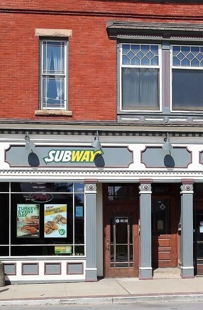 Coudersport Commercial For Sale: 105 North Main Street