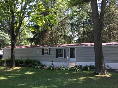 Mansfield Single Family Home For Sale: 957 South Main St. Lot #15
