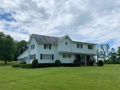 Mansfield Single Family Home For Sale: 1434 Route 549