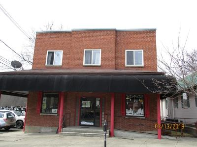 Mansfield Commercial For Sale: 54 South Main