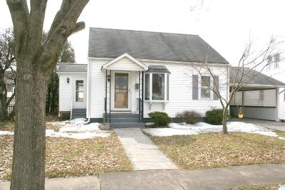 Williamsport Single Family Home Uc - Continue To Show: 808 Woodland Avenue