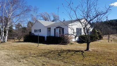 Mansfield Single Family Home For Sale: 188 Route 660