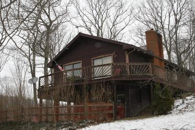 Coudersport Single Family Home For Sale: 169 Sunrise Acres Lane