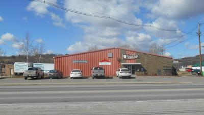 Mansfield Commercial For Sale: 310 S Main St