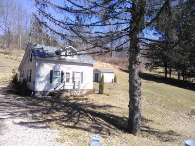 Wellsboro Single Family Home Uc - Continue To Show: 4121 Route 6