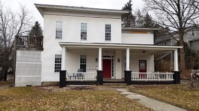 Mansfield Multi Family Home For Sale: 51 E Wellsboro St