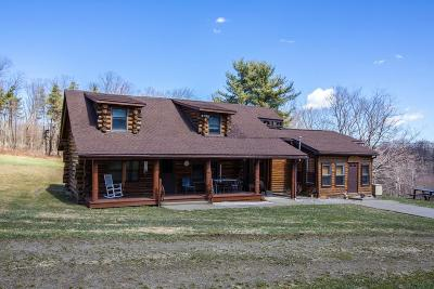 Genesee Single Family Home For Sale: 256 Hemlock Hollow Road