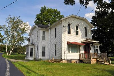 Mansfield Single Family Home For Sale: 350 N Main Street