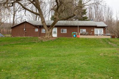 Westfield Single Family Home For Sale: 1029 Jemison Road