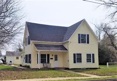 Mansfield Single Family Home For Sale: 80 First Street