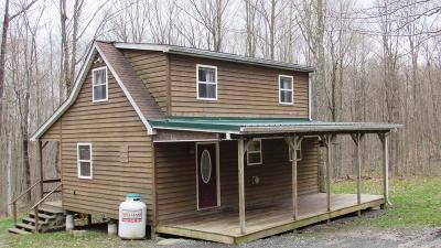 Covington Single Family Home For Sale: 2024 Welch Mountain Road