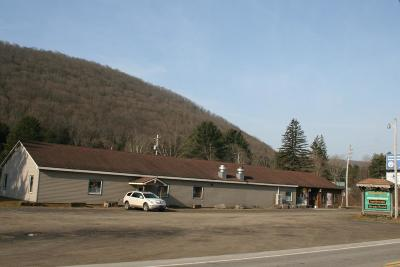 Galeton Commercial For Sale: 1637 Route 6 W