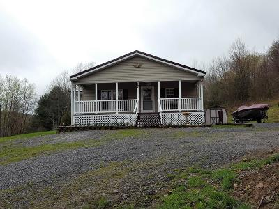 Coudersport Single Family Home For Sale: 269 Dry Run Rd
