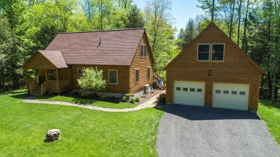 Liberty Single Family Home For Sale: 1184 Beuterstown Rd.