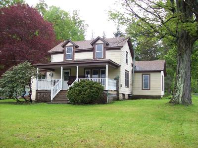 Middlebury Center Single Family Home For Sale: 203 Monkey Run Road