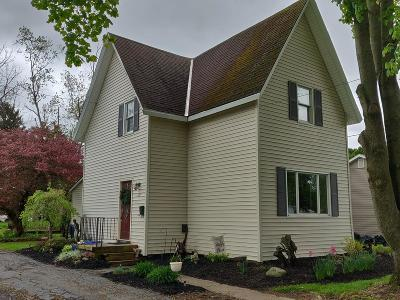 Mansfield Single Family Home For Sale: 177 E Main Street