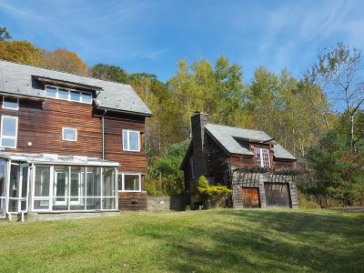 Coudersport Single Family Home For Sale: 677 Brizzee Hollow Rd