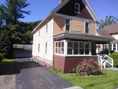 Galeton Single Family Home For Sale: 189 W Main Street